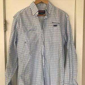 Men's Vineyard Vines Harbor Shirt - Size Small